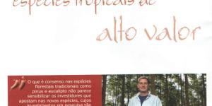 ESPÉCIES TROPICAIS DE ALTO VALOR